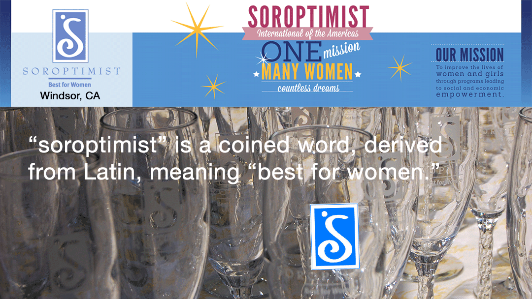 Soroptimist means - Best for Women